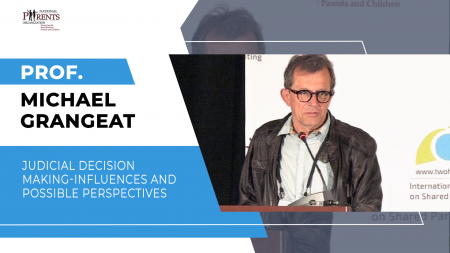 Prof. Michel Grangeat - Judicial decision making - influences and possible perspectives